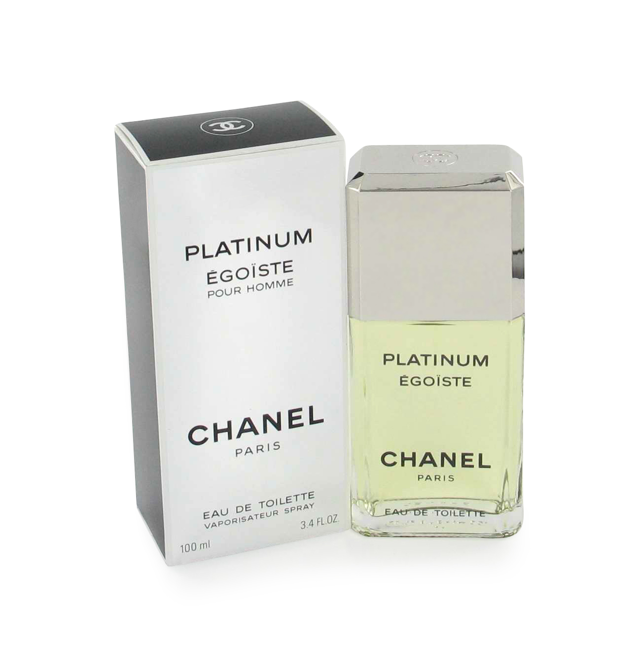 Egoiste Platinum by Chanel for Men - Man Loves Cologne