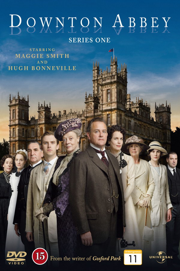Downton Abbey - Season 1 - nordic retail DVD